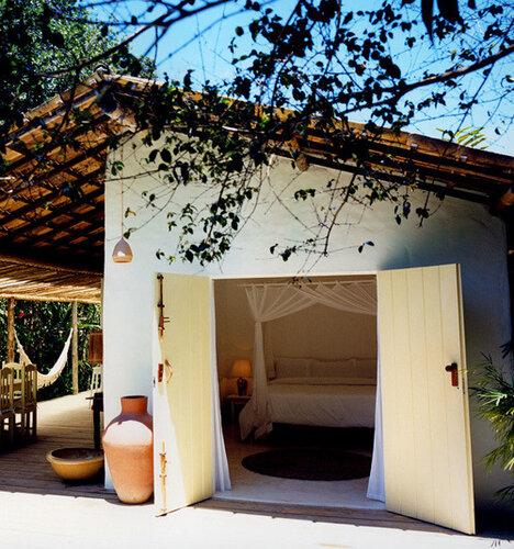 домик в бразилии