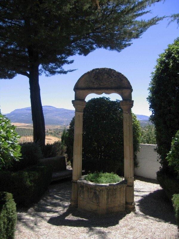 Сад мавританского короля