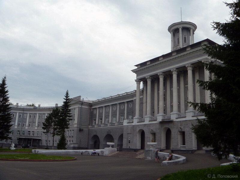 Краевая клиническая поликлиника красноярск поликлиника