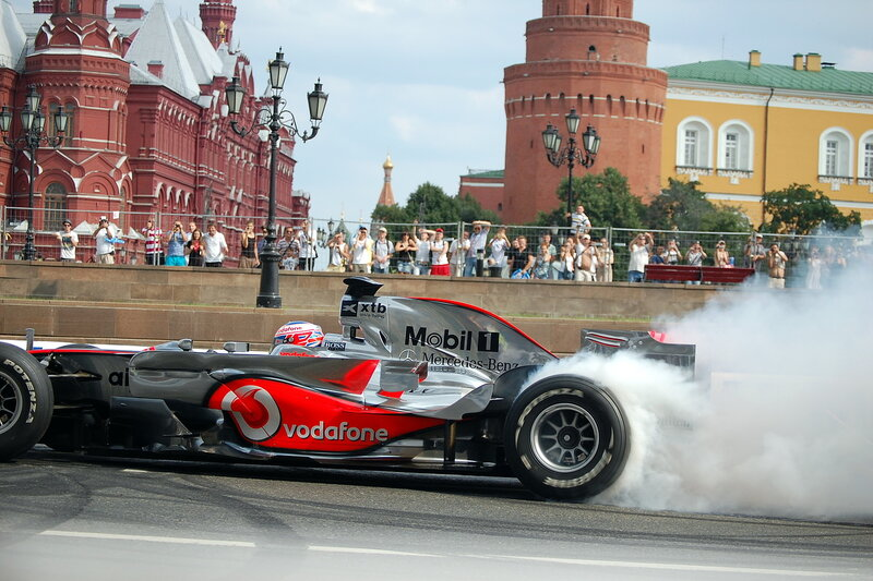 Bavaria Moscow City Racing 2010