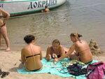 Территория пляжа Акватория, Затон, Саратов, 23 июля 2010 года