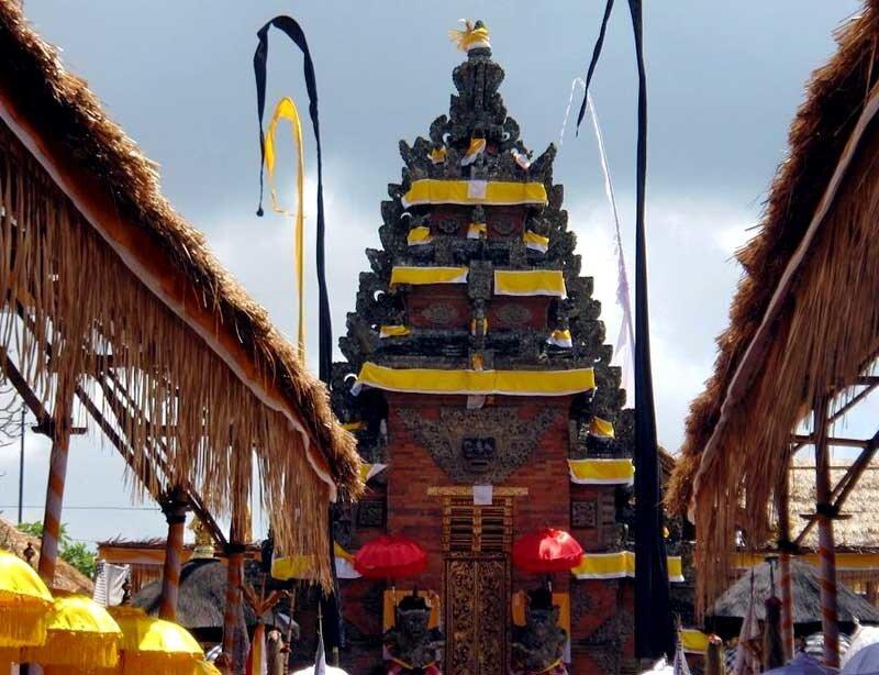 Мария: Бали-Индия