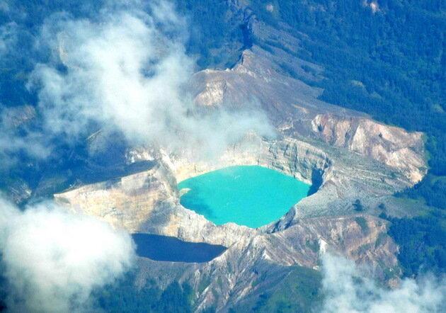 вулкан Келимуту