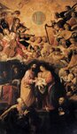 Adoration of the Name of Jesus, ROELAS, Juan de las 1604-05.jpg