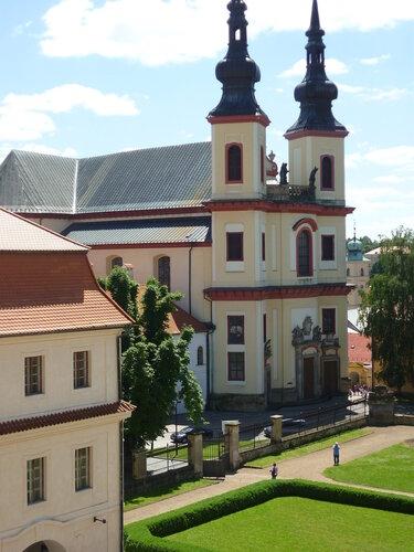 Дворец в Литомышле
