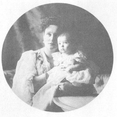 Алики и Алексис 1904г