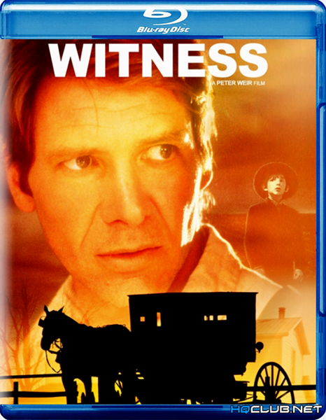 Свидетель / Witness (1985/BDRip/HDRip)