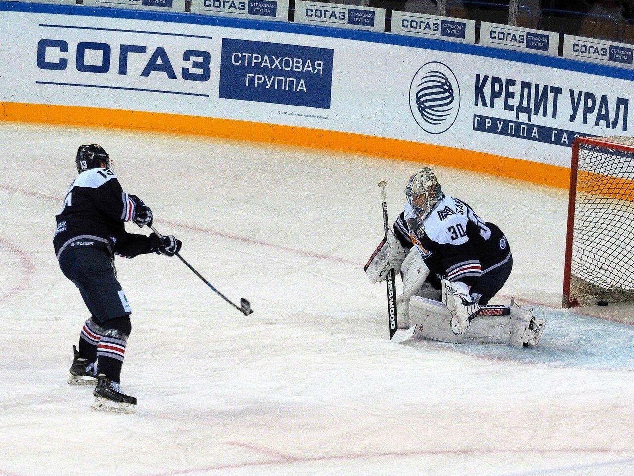 44 Металлург - Салават Юлаев 23.09.2017