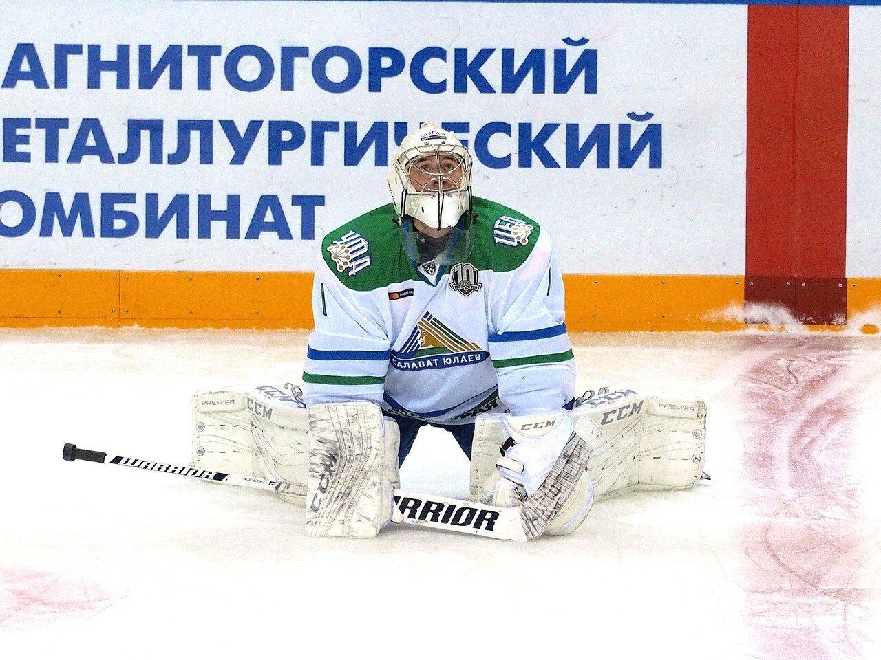50 Металлург - Салават Юлаев 23.09.2017