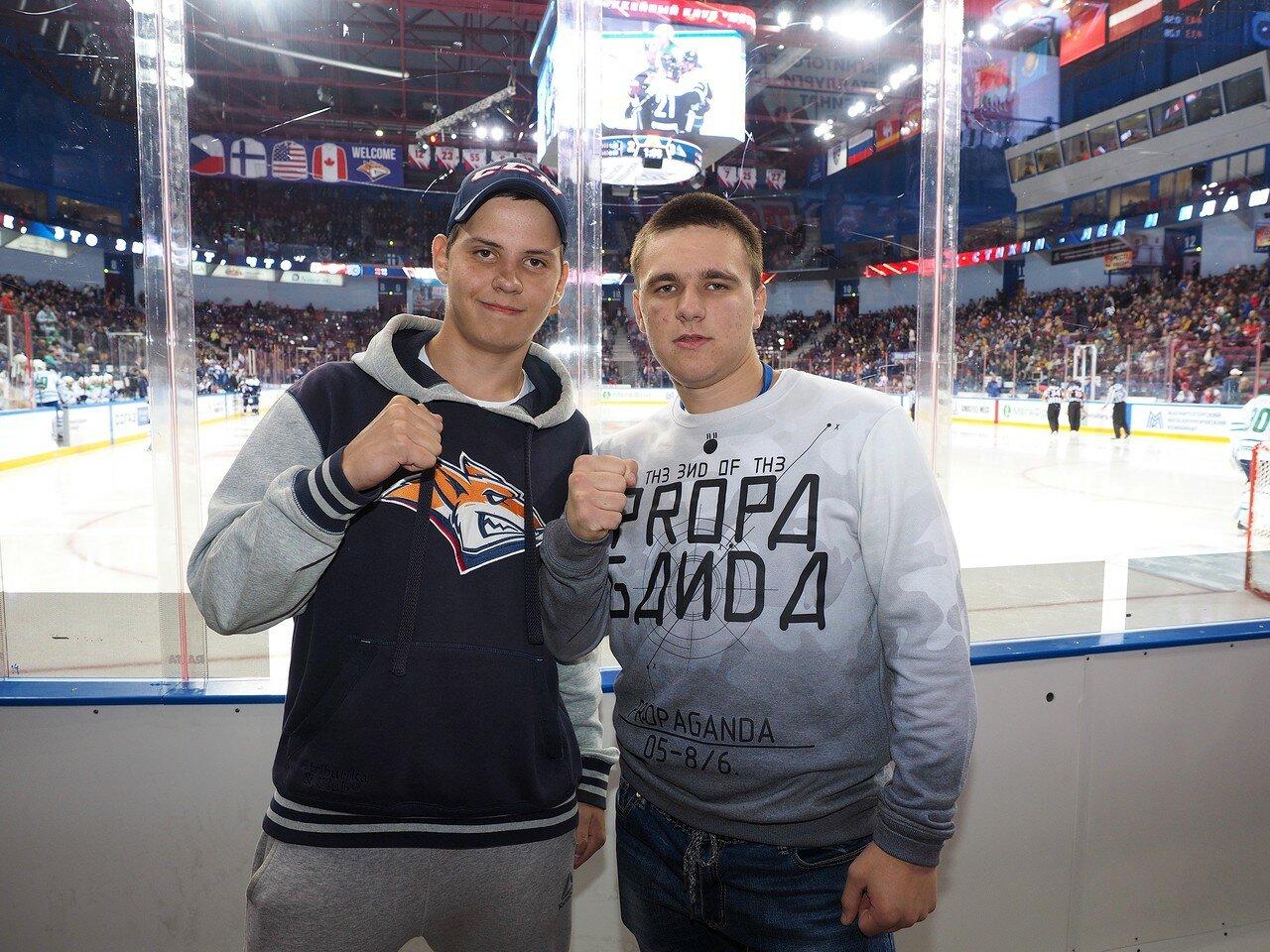 141 Металлург - Салават Юлаев 23.09.2017
