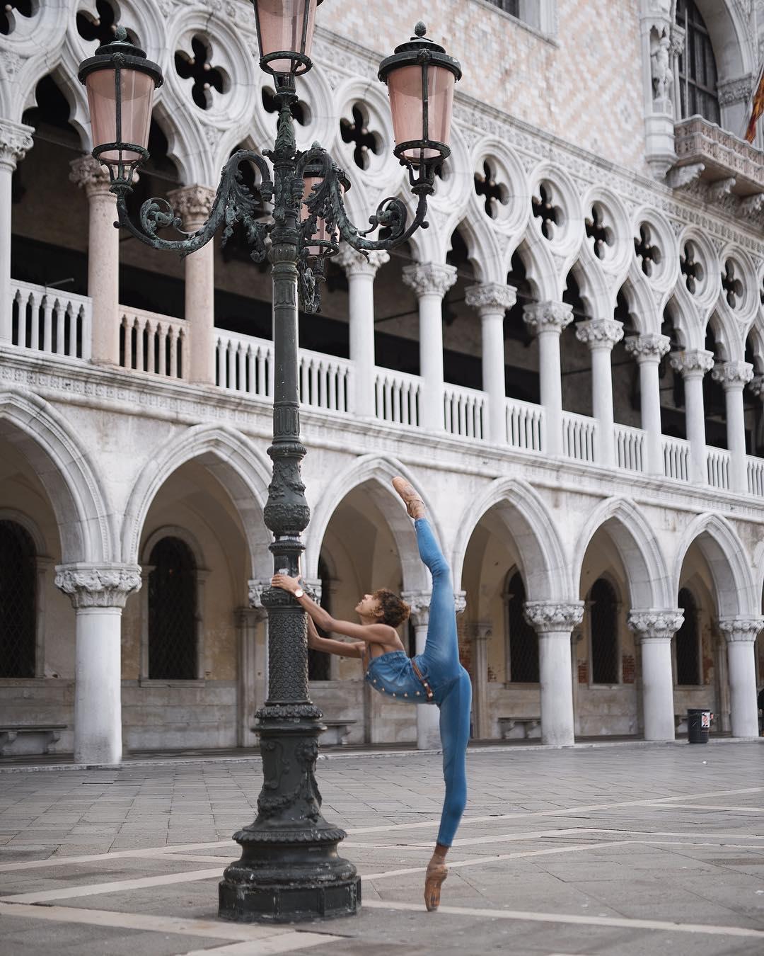 Волшебный мир балета на снимках Zachariah Epperson