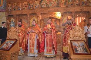 Sfinții Arhangheli serbați în Sîngerei