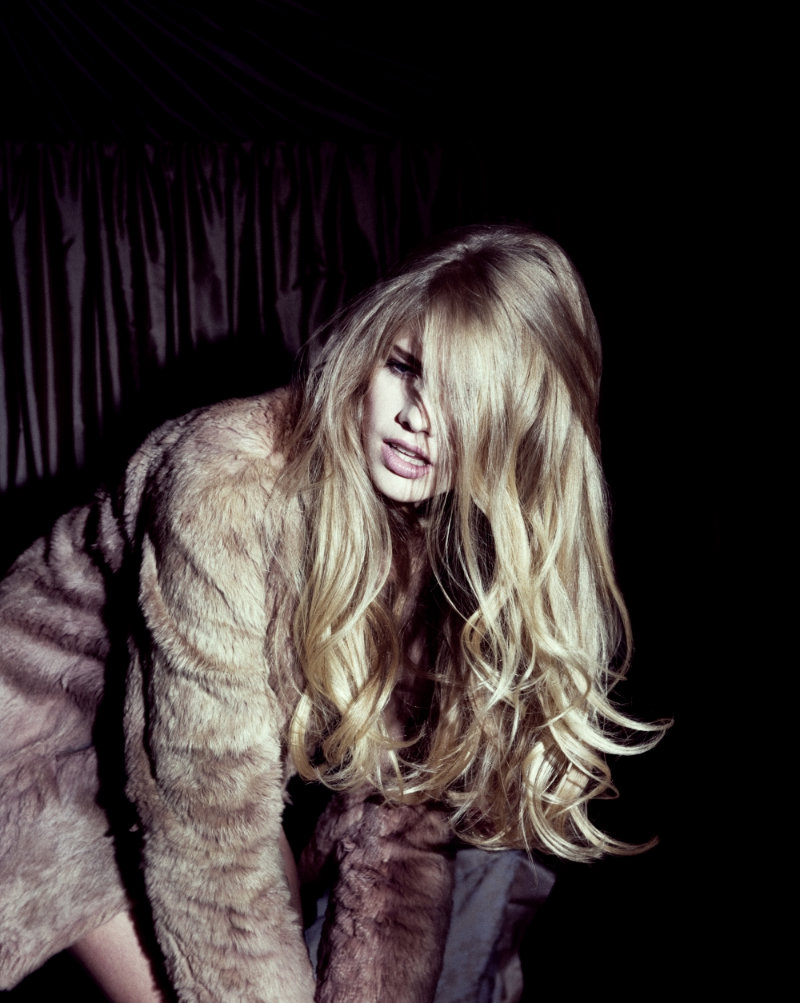 Valerie Van Der Graaf by James White