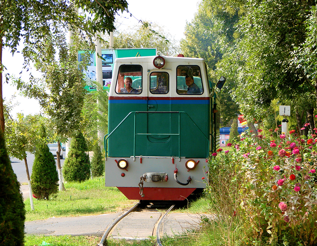 Ташкентская детская железная дорога