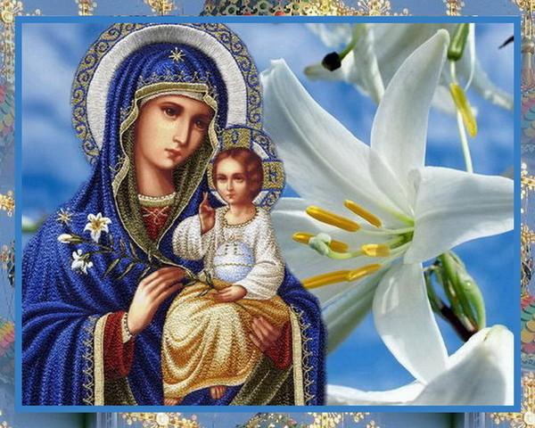 21 сентября. Рождество Пресвятой Богородицы! С праздником вас!
