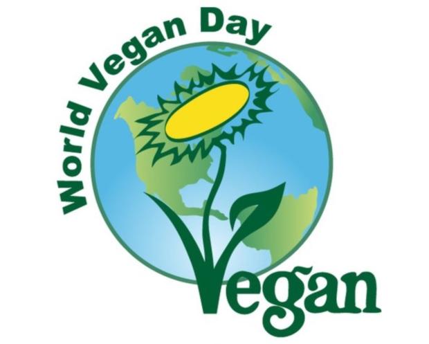 1 ноября. Всемирный день вегана. Поздравляем вас