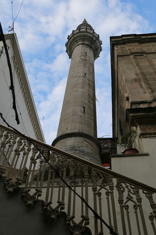 Istanbul. Hidayet Cami Mosque)