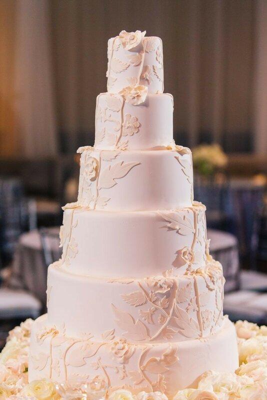 0 1782c7 ea5052dd XL - Каким будет ваш свадебный торт в 2018 году
