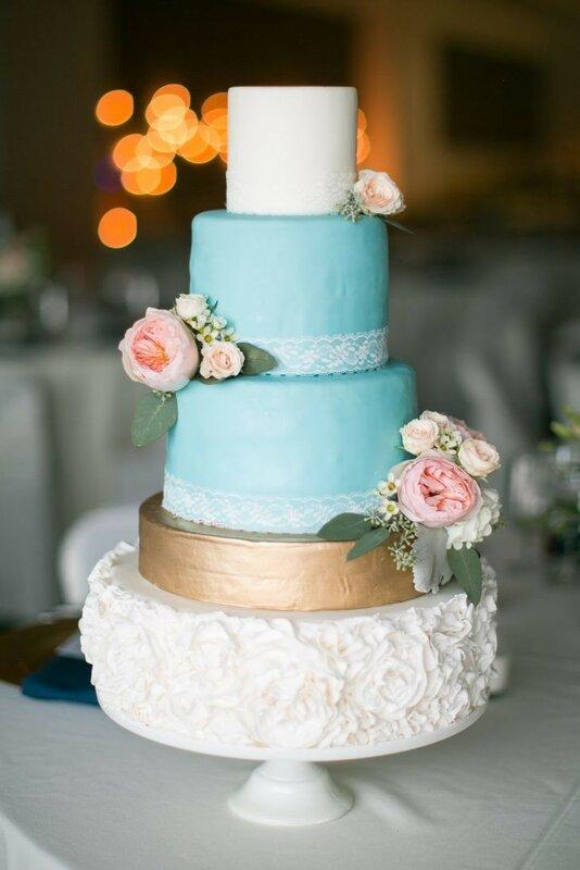 0 17830c fe839a05 XL - Красивейшие свадебные торты сезона 2017-2018