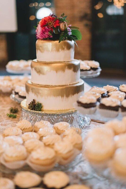 0 17833d de20d484 XL - Аппетитные свадебные торты сезона 2017