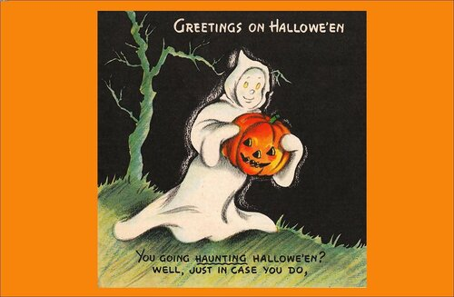 Happy Halloween Saluti - Gratis, belle dal vivo auguri