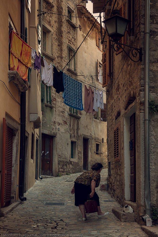 Почти век прошел, а итальянцев всё не отпускал Ровинь. С 1918 года (развала австро-венгерской