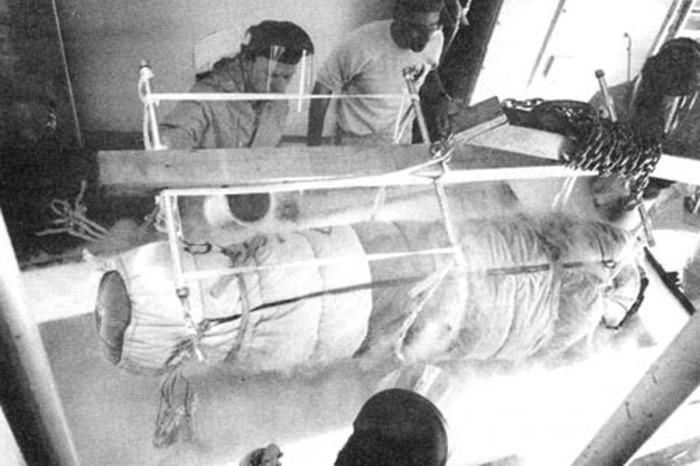Человечество давно искало путь к бессмертию, и в прогрессивных 1960–х годах создало технологию криок