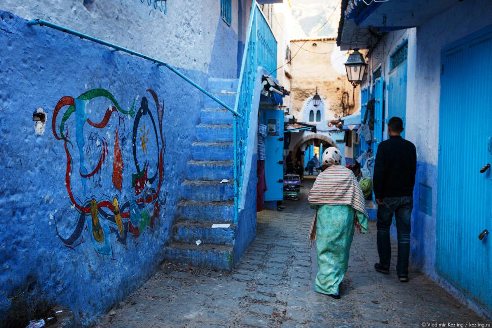 12. Шефшауэн — арабское название города, но местные называют его на берберский мотив — Ша?вен.