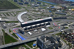 2017 Formula 1 Russian Grand Prix Aerial Photography