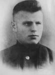 Старший лейтенант Н.М. Демичев