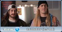 Джей и молчаливый Боб наносят ответный удар / Jay and Silent Bob Strike Back (2001/BDRip/HDRip)
