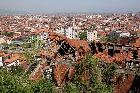Сербия, Косово, фотовыставка