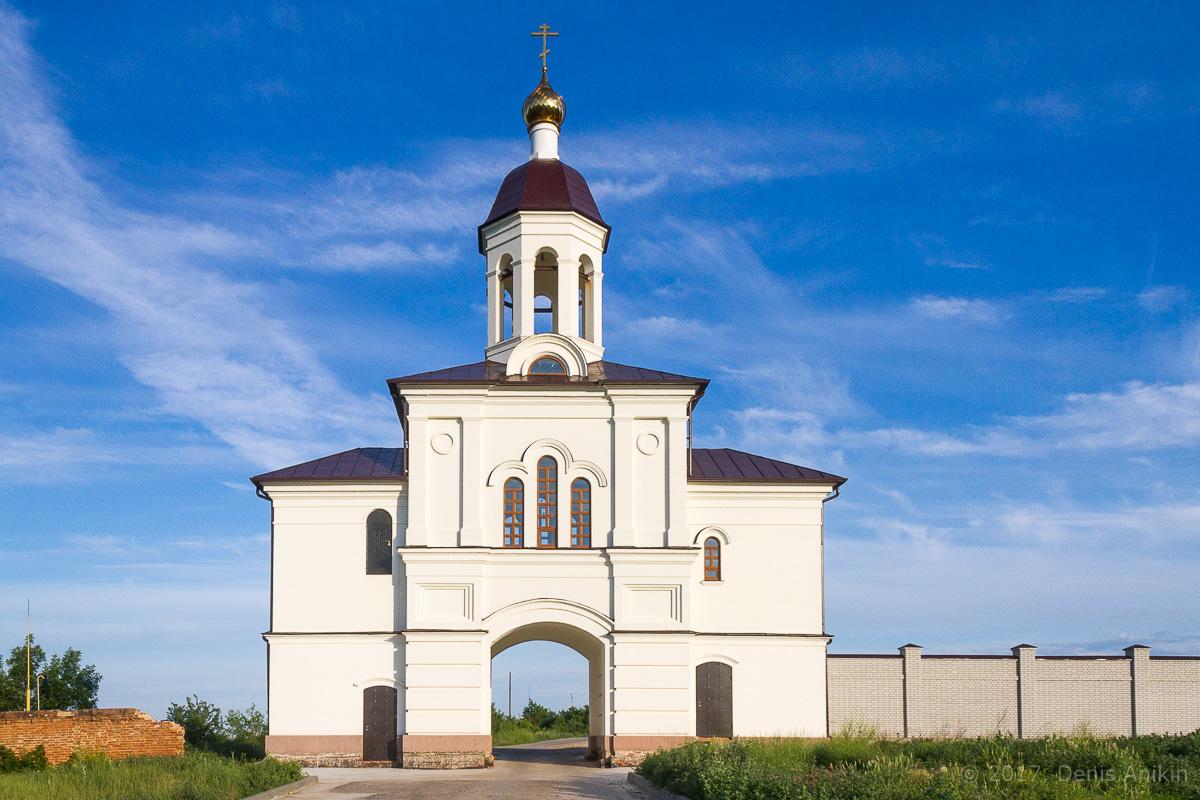 Дубовский Свято-Вознесенский женский монастырь фото 2