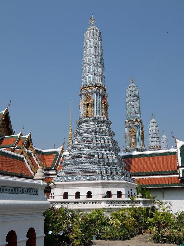 Бангкок - Пранги