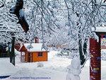 Снежный Солнцевский пейзаж