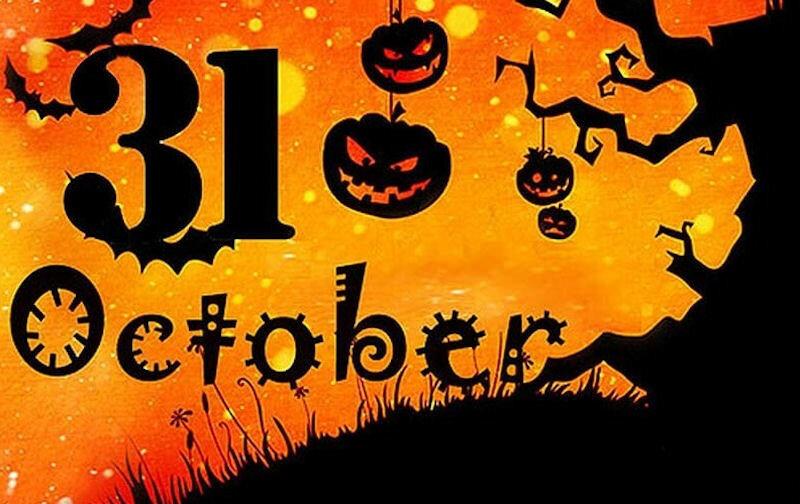 мультики на английском языке для хэллоуина