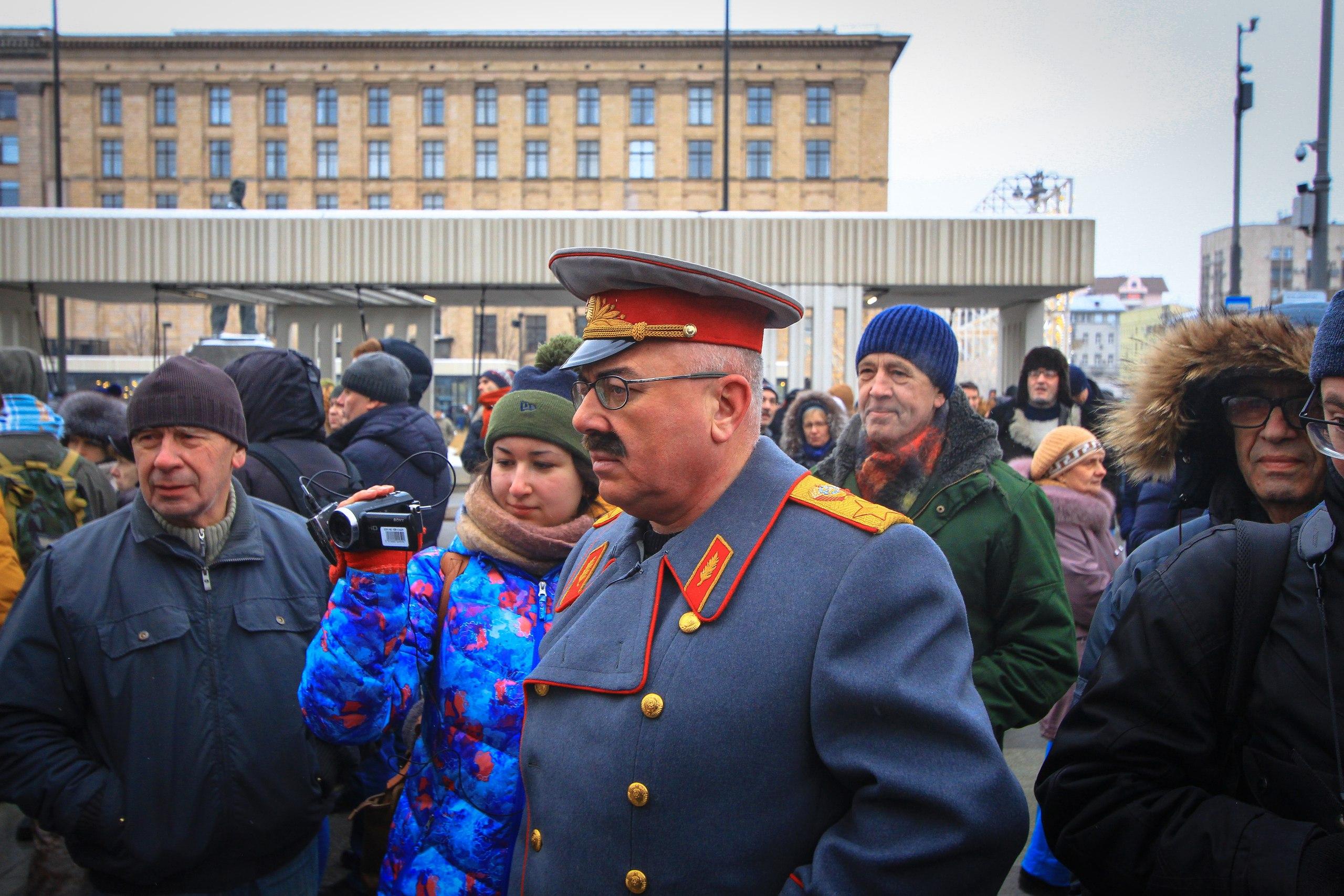 Забастовка Навального 28.01.2018 - 34
