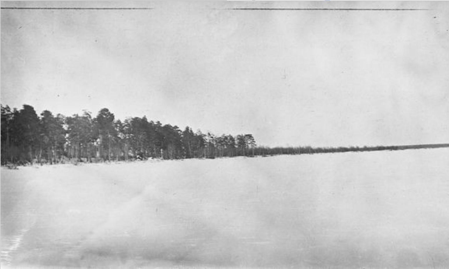 41. Локкон-ту. Зимний пейзаж