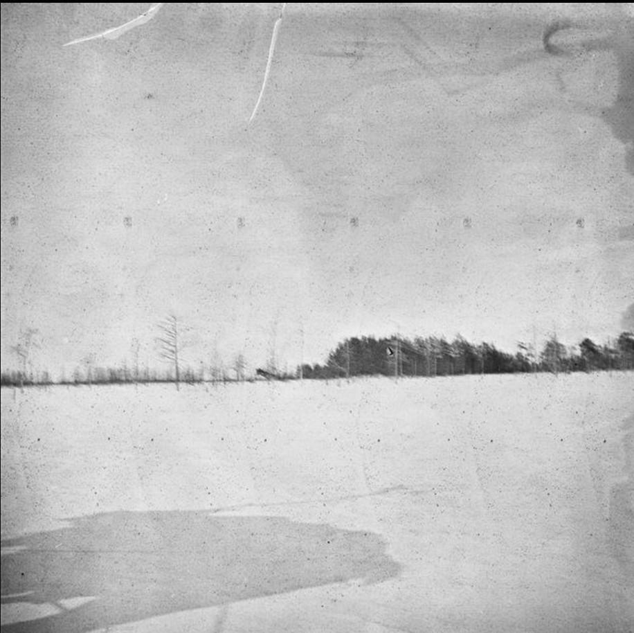 204. Зимний пейзаж