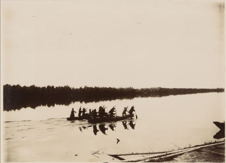 На реке Сыгва