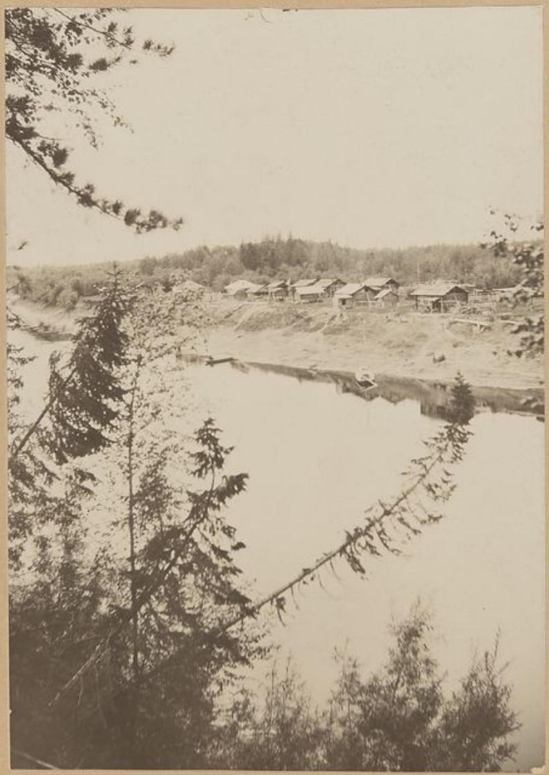 Село Калганак на Васюгане