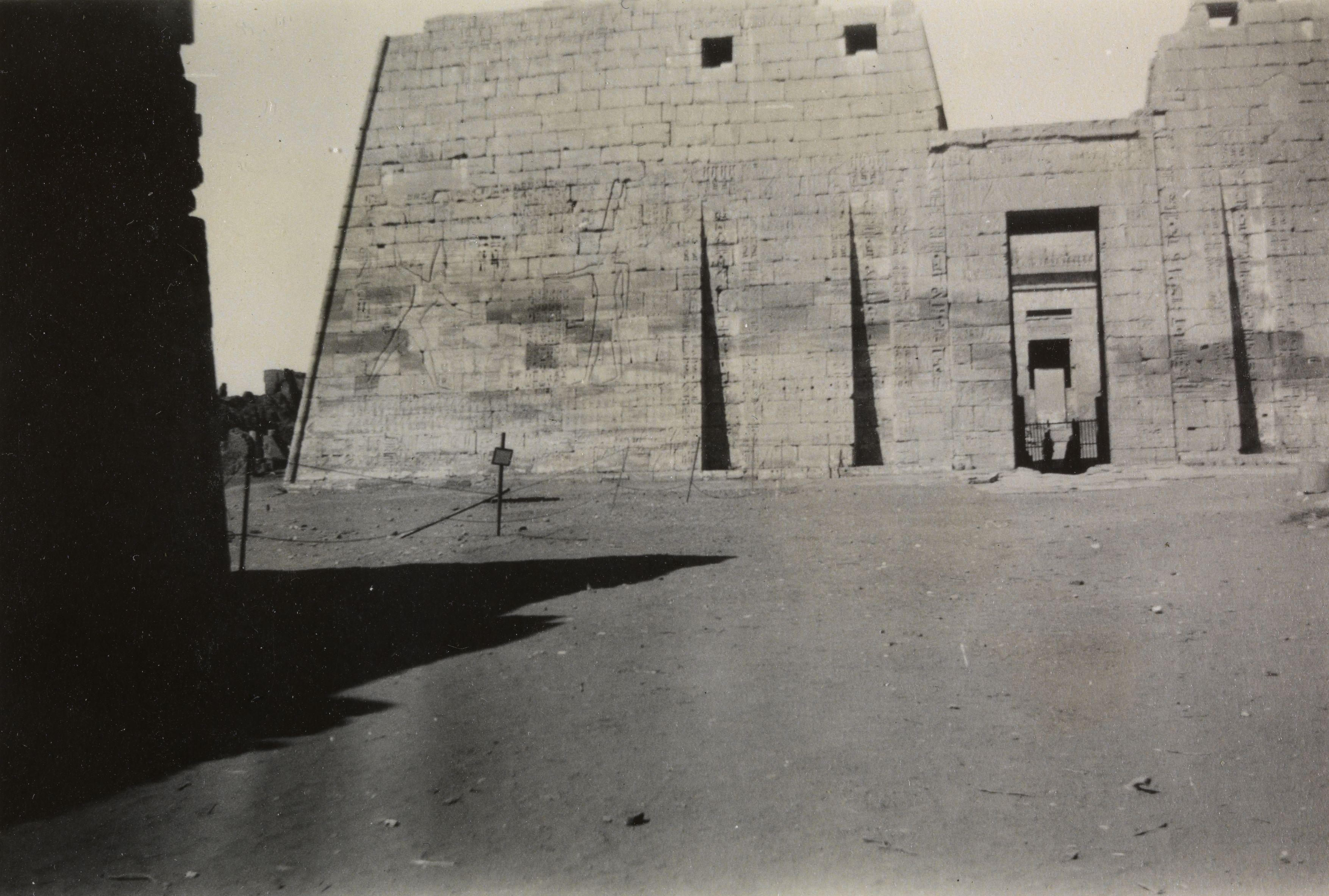 Мединет-Абу. Погребальный храм Рамсеса III