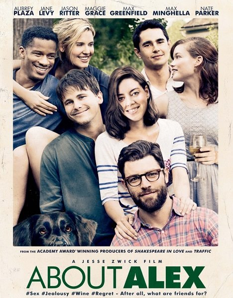��� ������ / About Alex (2014/WEB-DL/WEB-DLRp)