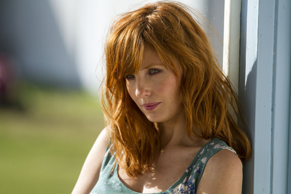 Kelly Reilly stars in TriStar Pictures' HEAVEN IS FOR REAL.