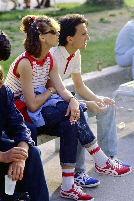 Пляжная мода в Югославии, Сплит 1985