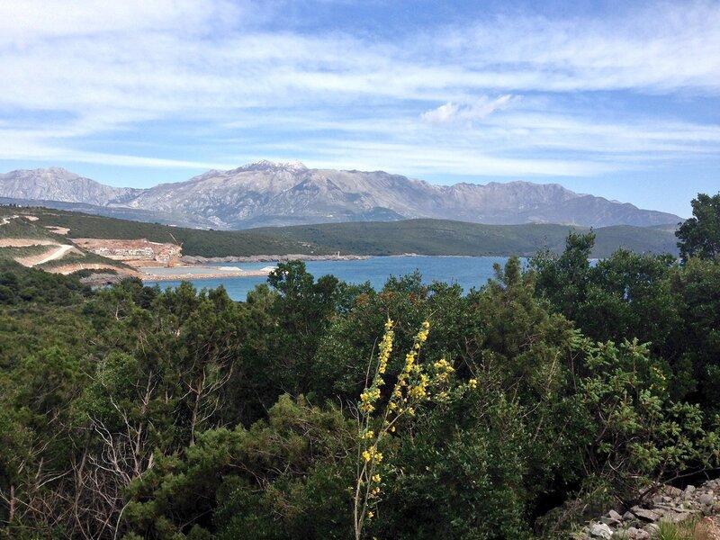 Lustica Bay