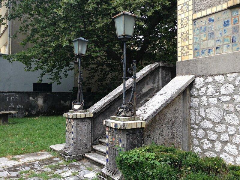 Французское посольство в Цетинье