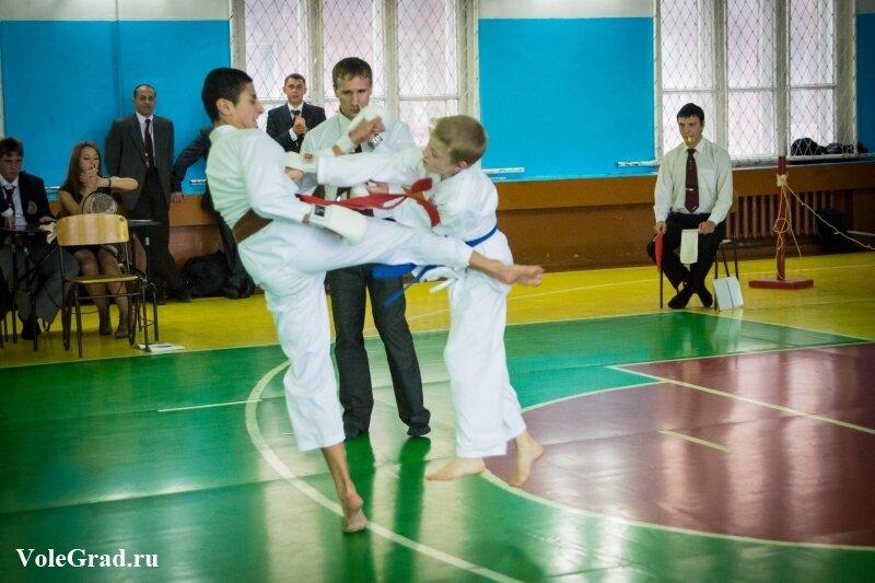 Чемпионат Приморского края по Восточному Боевому Единоборству «Сётокан»