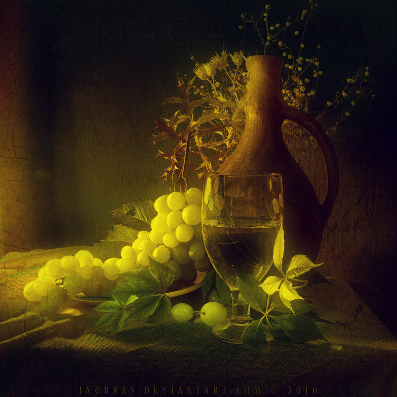 Wine for Friend - by inObrAS