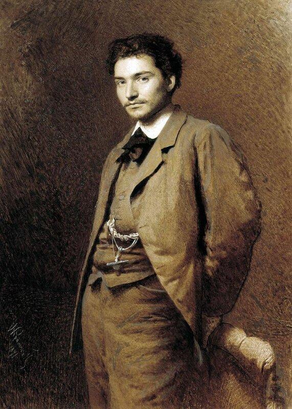 Федор Васильев / 22 февраля 1850 — 6 октября 1873 /